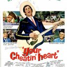 Your Cheatin´ Heart (1964) - Red Buttons DVD