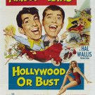 Hollywood Or Bust (1956) - Jerry Lewis DVD