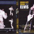 Elvis In Concert 1971 - Dallas & Kansas City DVD