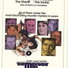 The Midnight Man (1974) - Burt Lancaster DVD
