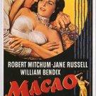 Macao (1952) - Robert Mitchum DVD
