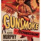 Gunsmoke (1953) - Audie Murphy DVD