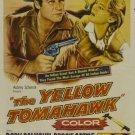 The Yellow Tomahawk (1954) - Rory Calhoun DVD