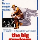 The Big Gundown (1966) : Extended Cut - Lee Van Cleef DVD