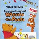 Winnie The Pooh - The Original Shorts 1966-1983 DVD