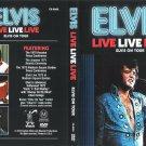 Elvis - Live Live Live - On Tour DVD