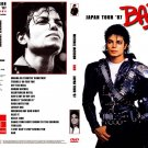 Michael Jackson : Bad Tour 1987 - Live In Yokohama DVD