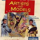 Artists And Models (1955) - Jerry Lewis DVD
