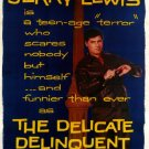 Delicate Delinquent (1957) - Jerry Lewis DVD