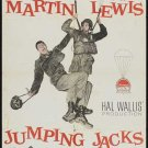 Jumping Jacks (1952) - Jerry Lewis DVD
