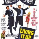 Living It Up (1954) - Jerry Lewis DVD