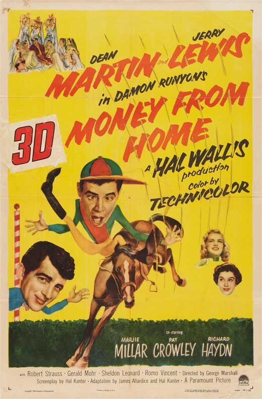 Money From Home (1953) - Jerry Lewis DVD