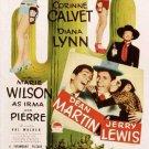 My Friend Irma Goes West (1950) - Jerry Lewis DVD