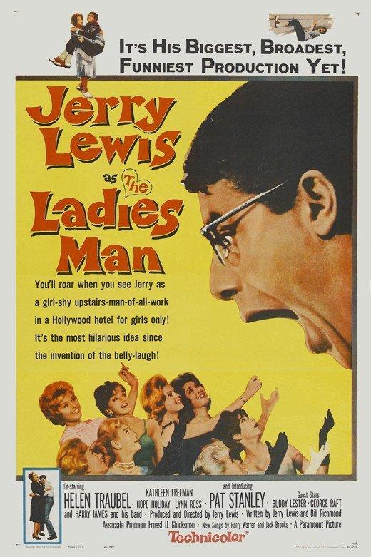 The Ladies Man (1961) - Jerry Lewis DVD