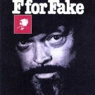 F For Fake (1976) - Orson Welles DVD