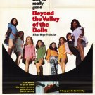 Beyond The Valley Of The Dolls (1970) - Russ Meyer DVD