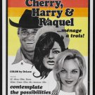 Cherry, Harry & Raquel (1970) - Russ Meyer DVD
