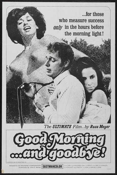 Good Morning...And Goodbye (1967) - Russ Meyer DVD