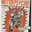 Motor Psycho (1965) - Russ Meyer DVD