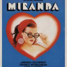 Miranda (1985) - Tinto Brass UNCUT Italian Version DVD