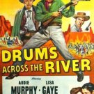 Drums Across The River (1954) - Audie Murphy DVD