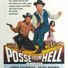 Posse From Hell (1961) - Audie Murphy DVD