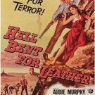 Hell Bent For Leather (1960) - Audie Murphy DVD