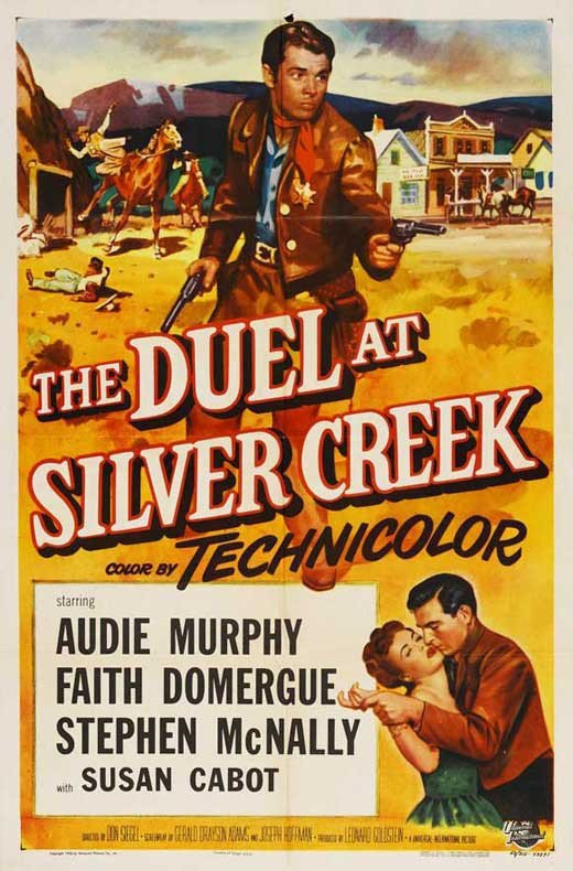 Duel At Silver Creek (1952) - Audie Murphy DVD