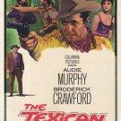 The Texican (1966) - Audie Murphy DVD