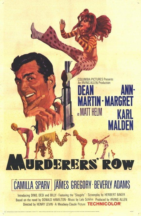 Matt Helm : Murderers Row (1966) - Dean Martin