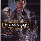 10 to Midnight (1983) - Charles Bronson DVD