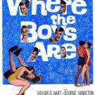 Where The Boys Are (1960) - George Hamilton  DVD