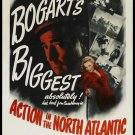 Action In The North Atlantic (1943) - Humphrey Bogart DVD