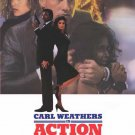 Action Jackson (1988) - Carl Weathers DVD