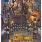 Allan Quatermain And The Lost City Of Gold (1986) DVD