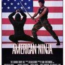 American Ninja (1985) - Michael Dudikoff DVD