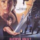 American Ninja 3 : Blood Hunt (1989) - Steve James DVD