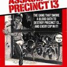 Assault On Precinct 13 (1976) - John Carpenter DVD