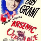 Arsenic And Old Lace (1944) - Cary Grant DVD