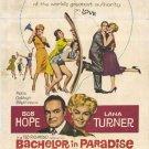 Bachelor In Paradise (1961) - Bob Hope DVD