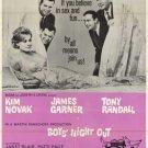 Boys Night Out (1962) - James Garner DVD
