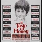 A Taste Of Honey (1961) - Tony Richardson DVD