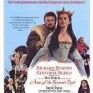Anne Of The Thousand Days (1969) - Richard Burton DVD