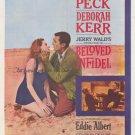 Beloved Infidel (1959) - Gregory Peck DVD