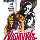 Nightmare (1964) DVD