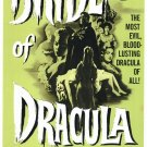 The Brides Of Dracula (1960) DVD