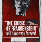 The Curse Of Frankenstein (1957) - Peter Cushing DVD