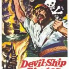 The Devil-Ship Pirates (1964) - Christopher Lee DVD