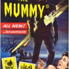 The Mummy (1959) - Christopher Lee DVD