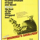The Mummy´s Shroud (1967) DVD